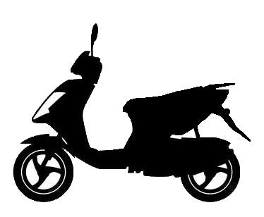 Mofa, Moped, Roller bis 80ccm